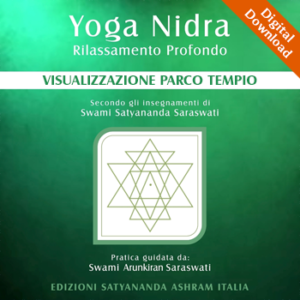 YOGA NIDRA • Visualization Park Temple – Mp3