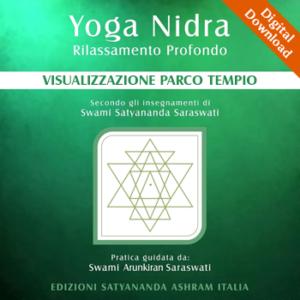 Yoga Nidra Visualizzazione Parco Tempio Digital Download