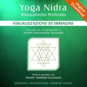 YOGA NIDRA • Visualizzazione di Immagini – Mp3