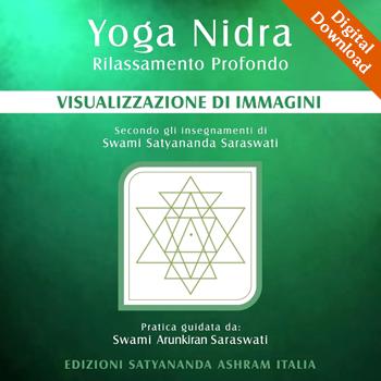 Yoga Nidra Visualizzazioni di Immagini - Digital Download