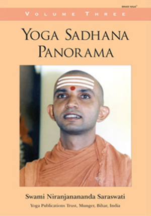 YOGA SADHANA PANORAMA • Volume 3