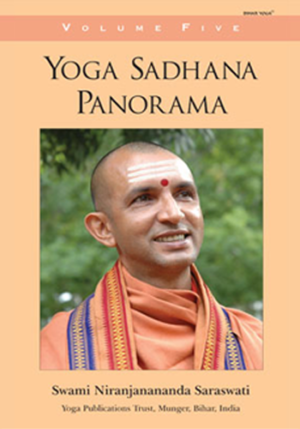 YOGA SADHANA PANORAMA • Volume 5